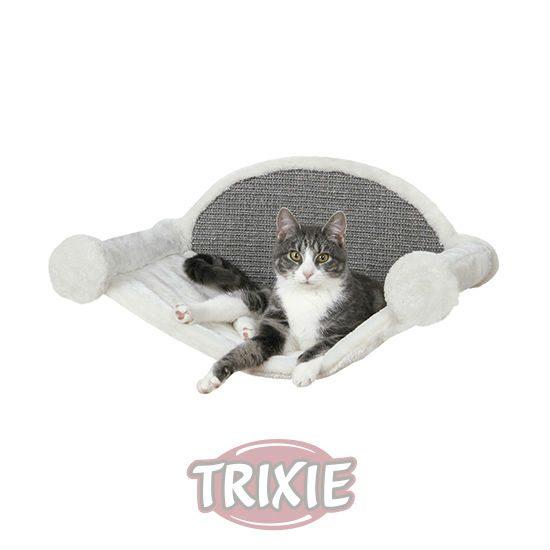 hamaca para gato pared