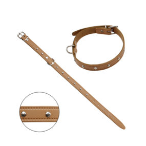 Collar-de-cuero-con-fornitura-marron-AP14183