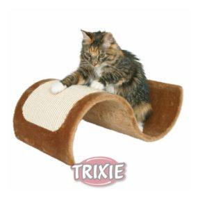 Onda rascadora Trixie marron AP15201
