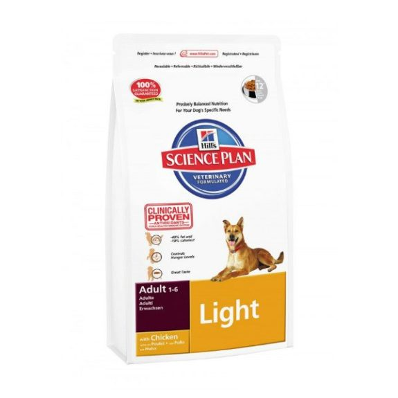 pienso para perros canine adult light