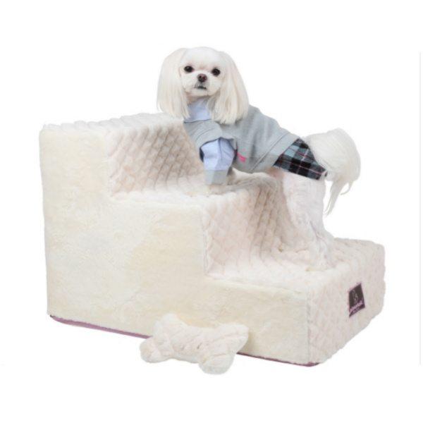 Escaleras acolchadas arctic puppia - Escaleras para perros pequenos ...