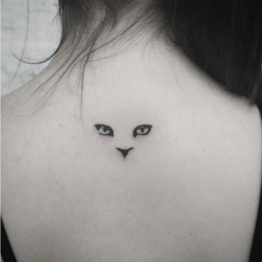 Tatuajes Y Gatos Tendencia En Instagram Aristopet