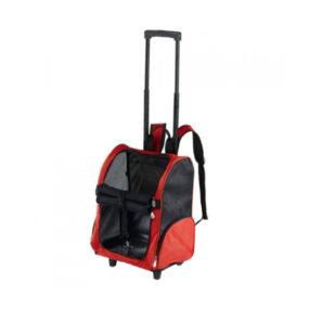 AP56050_1 Trolley y mochila para perros