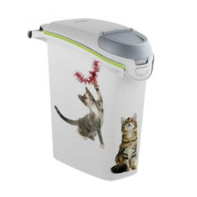 Contenedor de pienso para gatos de 10 kg