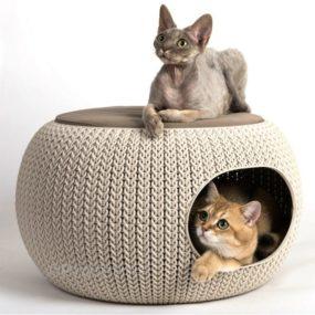 Cozy Pet Curver cama para perros y gatos AP71012_1