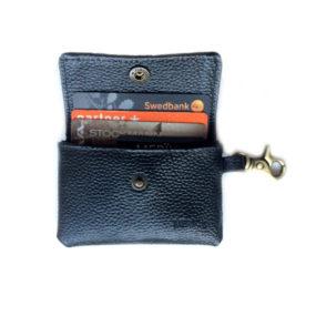 Accesorio de cuero para poner las bolsas del perro AP48007_1