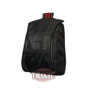 Bolsa Snacks negra Trixie AP155511