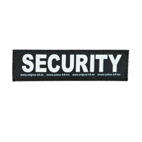 Etiqueta SECURITY para el arnes Julius AP155563