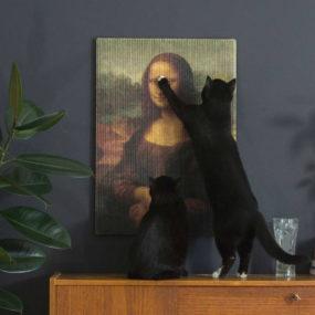 Rascador para gatos de la Mona Lisa AP7023_2