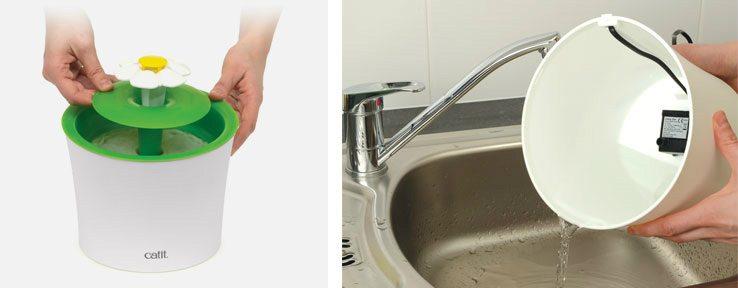Fuente higienica para gatos AP23145