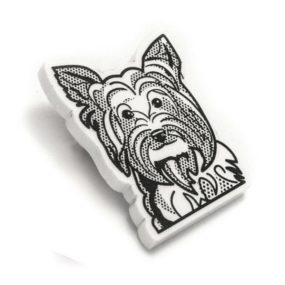 Iman con forma de perro AP75002_1