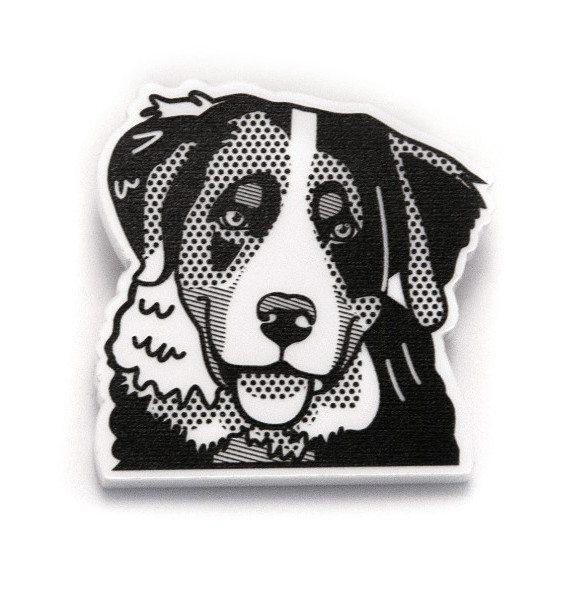 Iman con forma de perro AP75018