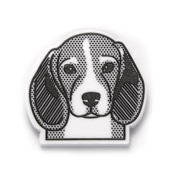 Iman con forma de perro AP75019