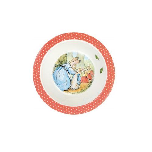 Bowl infantil ilustrado Peter Rabbit