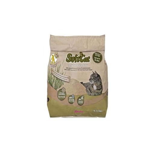 Arena para Gato Biodegradable Natural SoftCat