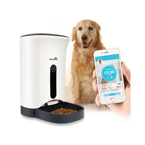 Comedero Inteligente para Mascotas WiFi