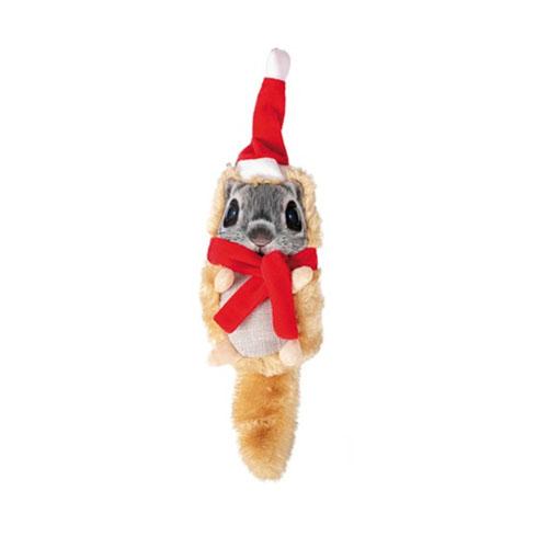 Peluche de Navidad para perro Ardilla Duvo