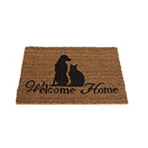 Felpudo Welcome Home Kokosmatte