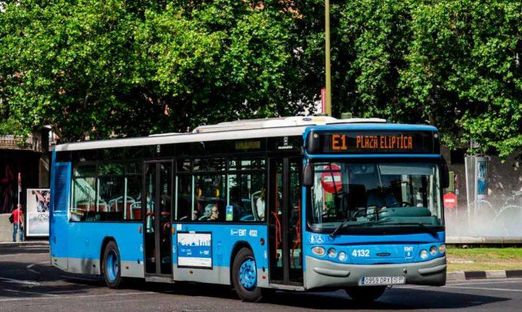 Nueva normativa EMT Madrid