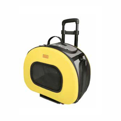 Trolley Pet Rolling Tote Amarillo