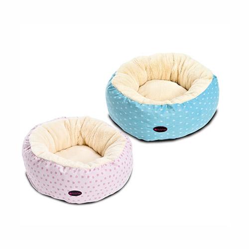 Cama Donut Para Perro y Gato Soft
