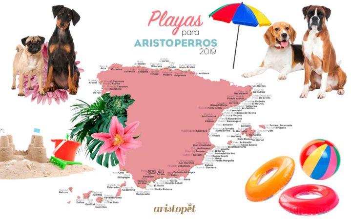 playas dogfriendly España 2019