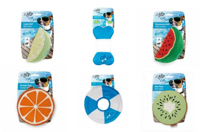 juguetes más refrescantes