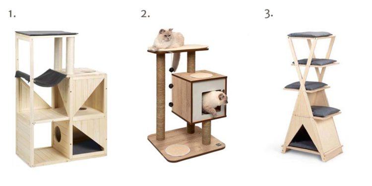 muebles para gato