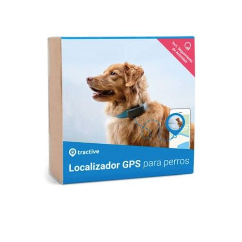 Localizador GPS para Perro TRACTIVE DOG