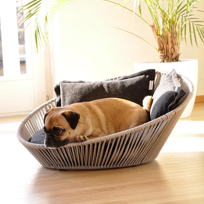 cama para perro de lujo